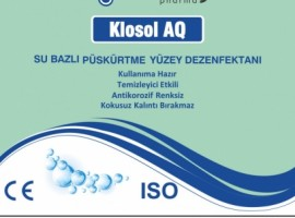 SURGICAL EQUIPMENT KLOSOL AQ