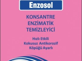 DISINFECTANT CONCENTRATED ENZOSOL