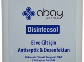 HAND AND SKIN ANTISEPTIC DISINFECSOL
