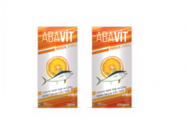 ABAVITE FISH OIL AND ZINC