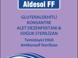 OPTİK DEZENFEKTAR GLUTARALDEHYDE ALDESOL FF