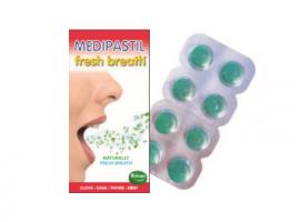 FRESH BREATH MEDIPASTIL