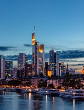 Almanya – Frankfurt