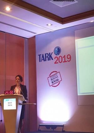 Tark Antalya ( Türk Anestezioloji ve Reanimasyon Derneği 53.Ulusal Kongresi)